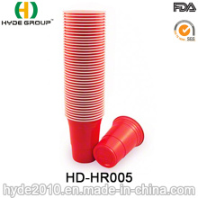 Wholesale Double Color Plastic Red Party Cup