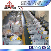 Elevator/lift geared traction machine/dumbwaiter elevator traction machine/dumbwaiter lift YJF-100K