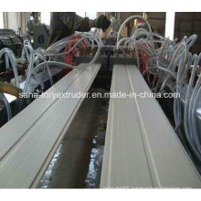 PVC Profile Extrusion Line for Door and Window/WPC Extrusion Line