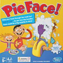 Pie Face Party Toy Brinquedos engraçados Carnival Novelty