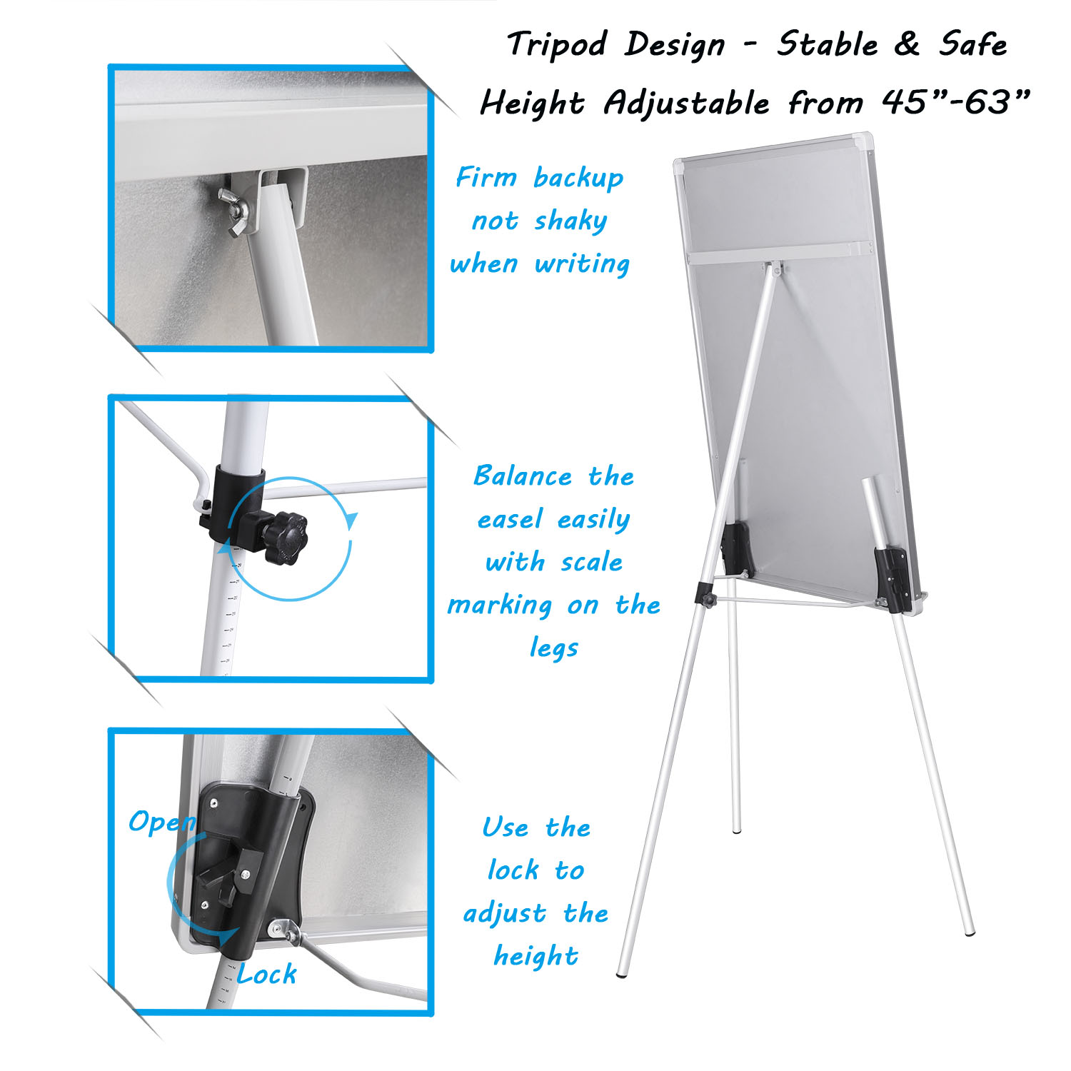 Art Room Flip Chart Easel