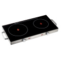 Cuisinière infrarouge sans radiation Double Cooktop Cooktop Cooktop