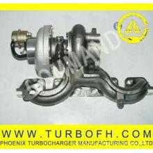 GT2256MS isuzu turbo colector para camiones