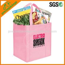 Factory wholesale high quality cheap custom pp non-woven shopping bag/tote bag/eco bag