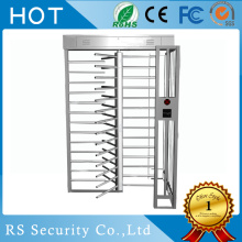 TCP / IP Counter Module Office Full Height Turnstile