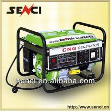 Slient Senci 6kw 14HP Home Verwenden Sie LPG Generator