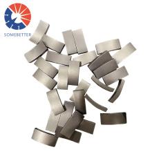 Cheap Trade Assurance sintered turbo diamond segment for concrete