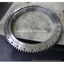 Customized solar slew drive for mobile crane