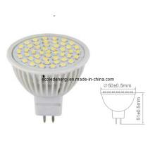 LED MR16-48SMD lámpara con CE y Rhos
