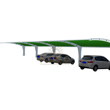 Car Shed Model Mobil Parkering Moderne aluminium Carport