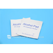 Medical sterile isopropyl alcohol pad
