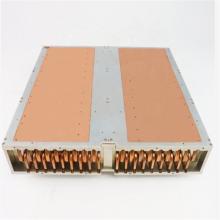 Perfis de alumínio de alta qualidade Zipper Fin Dissipador de calor para máquina industrial