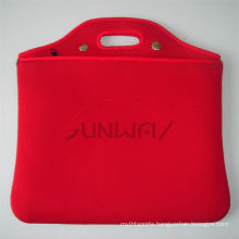 Neoprene Laptop Bag Sleeve, Computer Notebook Case with Pocket (PC0034)