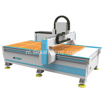 Dichtheid snijapparaat 1325 CNC-router