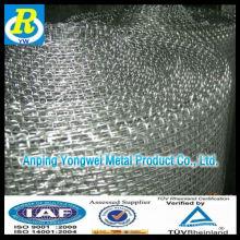galvanized square wire mesh/ galvanized iron wire netting(direct factory) made in china