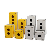 22mm Diameter Start Stop Push Button Remote Control Enclosure explosion proof junction box outdoor electrical enclosures