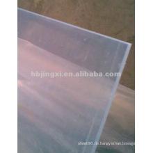 Ungiftige starre PVC-Folie, Kunststoff-Hartfolie