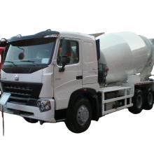 New 371HP 12cm3 8x4 HOWO Concrete Cement Transit Mixer Truck