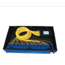 Séparateur optique de PLC de fibre de Sc / Upc de FTTH 1X32