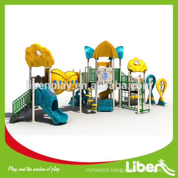 Sailing Boat Series Outdoor Playground for Small Kids LE.FF.004