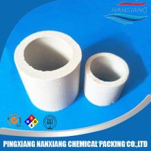 High heat resistance washing tower Ceramic rasching ring
