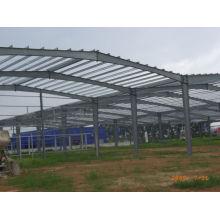 Q235 Q345 Wide Span Estrutura De Aço De Alta Resistência