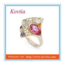 Fashion china factory direct bijoux en gros bijoux saphir saphir