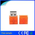 2016 China Manufacturer PVC USB2.0 Building Block USB Flash Drive