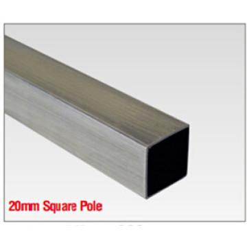 Tringle à Rideau aluminium 20mm