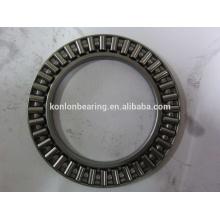 Rolamento plano de alta performance 4x14x2 mm Rolamentos de rolos de agulhas AXK 0414 TN