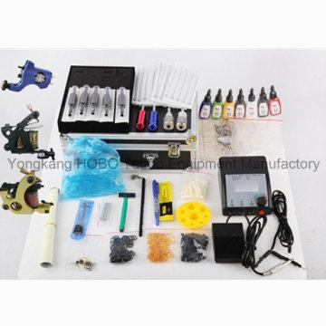 Le kit de tatouage de longue durée 3 type d'alimentation de machine de tatouage de machine de tatouage