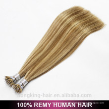 Double Drawn Nano Ring Hair Extensions