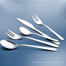 High-Quality Stainless Steel Tableware Set (XS-401)