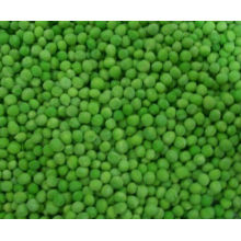 specification of green peas
