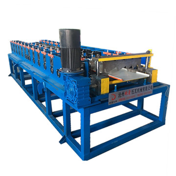 Warna Metal Standing Seam Roll Forming Machinery