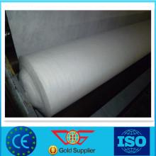White, Grey Polypropylene Needle Punched Nonwoven Geotextile Fabric