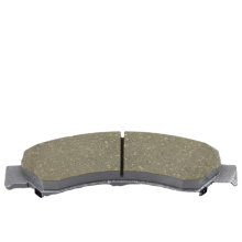D1092 china auto parts manufacturer produce ceramic brake pads for CADILLAC CHEVROLET