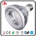 LED PAR30 COB LED, 10W / 850lm Dimmable PAR30 COB