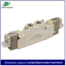 SY5000 fabricante de la válvula de solenoide del tipo del smc de China