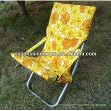 Lightweight outdoor fold up cotton chair