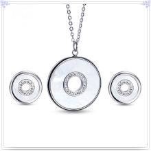 Accesorios de moda joyería de moda joyería de acero inoxidable conjunto (js0257)