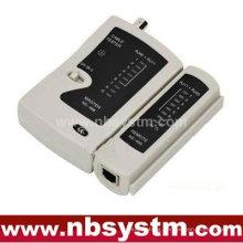 Cable Tester for UTP STP RJ45, RJ11 RJ12 & BNC