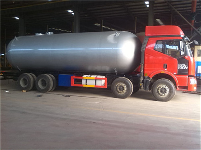 18 TON LPG Transport Tankers