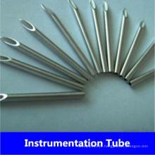 Tubulação Capilar de Aço Inoxidável Série 316