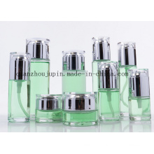 OEM Glass Cream Jar Lotion Cosmetic Perfume Bottle Set