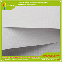 PVC Material Glossy Surface Flex Banner