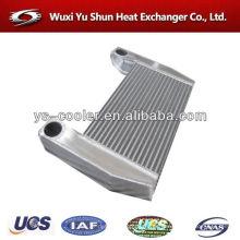 Refrigerador de aire radiador / intercooler de aire de aluminio fabricante