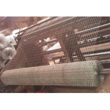 Grille métallique hexagonale galvanisée à bas prix de haute qualité