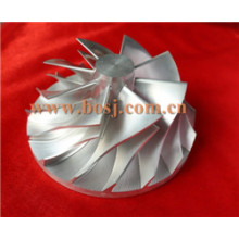 T61 Turbo Billet Compressor Wheel Impeller Blade 409033-0013 / 409033-13 Fit Cat Turbo 465196-0002 / 465474-0001 / 466378-0001