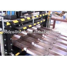 Stahlfliesen-Rolle, die Maschine bildet